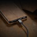 Brown Galaxy A71 CaseMe Compact Flip Classy Wallet Case - 10