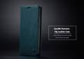 Blue Galaxy A71 CaseMe Compact Flip Soft Feel Wallet Case Cover - 2
