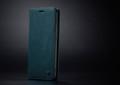 Blue Galaxy A71 CaseMe Compact Flip Soft Feel Wallet Case Cover - 3