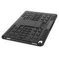 "Black Apple iPad Air 3 10.5"" Rugged Defender Hybrid Kickstand Case - 5"