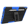 "Blue Apple iPad Air 3 10.5"" Shock Proof Hybrid Kickstand Case - 4"