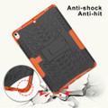 "Orange Apple iPad Air 3 10.5"" Tough Defender Kickstand Case - 4"