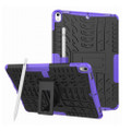 "Purple Shock Proof Kickstand Case Cover For Apple iPad Air 3 10.5"" - 1"