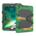 "Army Camo Apple iPad Air 3 10.5"" 2019 Military Shock Proof Stand Case - 2"