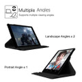 """Apple iPad Air 3 10.5"""" 2019 360 Degree Rotating Synthetic Leather Case - 2"""