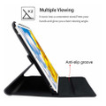"""Apple iPad Air 3 10.5"""" 2019 360 Degree Rotating Synthetic Leather Case - 5"""