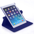 "Blue iPad Air 3 10.5"" 2019 360 Degree Rotating Synthetic Leather Case - 3"
