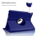"""Blue iPad Air 3 10.5"""" 2019 360 Degree Rotating Synthetic Leather Case - 5"""
