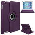 """Purple 360 Degree Rotating Case For iPad Air 3 3rd Gen 10.5"""" 2019 - 1"""