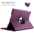 """Purple 360 Degree Rotating Case For iPad Air 3 3rd Gen 10.5"""" 2019 - 3"""