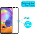 Full Cover Tempered Glass Screen Protector For Galaxy A31 - 3