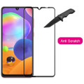 Full Cover Tempered Glass Screen Protector For Galaxy A31 - 5