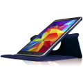 Navy Galaxy Tab A 8.0 (2015) T350 T355 360 Rotating Stand Case - 4