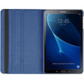 Navy Galaxy Tab A 10.1 (2016) 360 Degree Rotating Folio Stand Case - 5