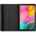 Black 360 Degree Rotating Case for Samsung Galaxy Tab S6 Lite 10.5 - 3