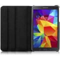 Black 360 Degree Rotating Folio Stand Case for Galaxy Tab A 7.0 (2016) - 4