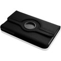 Black 360 Degree Rotating Folio Stand Case for Galaxy Tab A 7.0 (2016) - 5