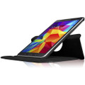 Black 360 Degree Rotating Folio Stand Case for Galaxy Tab A 7.0 (2016) - 6