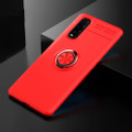 Red Oppo Find X2 Pro Slim Armor Metal Circle Holder Ring Stand Case - 5