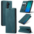 Blue CaseMe Magnetic Compact Flip Wallet Case For Oppo A9 2020 - 3