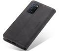 Black Oppo A52 CaseMe Compact Flip Premium Wallet Case - 2