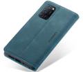 Blue CaseMe Magnetic Compact Flip Wallet Case For Oppo A52 - 3