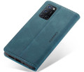 Blue CaseMe Magnetic Compact Flip Wallet Case For Oppo A72 - 3
