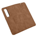 Vintage Brown Oppo Find X2 Pro CaseMe Slim Flip  Wallet Case  - 5