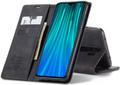 Black CaseMe Premium PU Leather Wallet Case For Huawei Mate 20  - 3