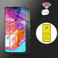 Clear 9D Tempered Glass Screen Protector For Samsung Galaxy A20s  - 5
