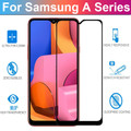 Clear 9D Tempered Glass Screen Protector For Samsung Galaxy A20s  - 1