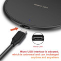 10W Fast Wireless Charger Qi Charging Pad For Mobile Smart Phones - 3