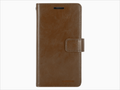 Brown Genuine Mercury Mansoor Diary Wallet For Samsung Galaxy A21s  - 2