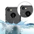Black iPhone XS Max Waterproof Shock Proof Dirty Proof Defender Case - 2