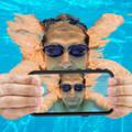 Black iPhone 12 Pro Waterproof MagSafe Dirtproof Shock Proof Case - 5