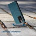 Blue Galaxy S21 Ultra 5G CaseMe Samsung Classic Folio Wallet Case - 2