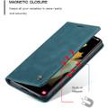 Blue Galaxy S21 Ultra 5G CaseMe Samsung Classic Folio Wallet Case - 4