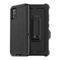 Samsung Galaxy A31 Heavy Duty Defender Military Belt Clip Holster Case - 1