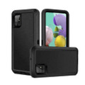Samsung Galaxy A51 Military Rugged Shock Proof Belt Clip Holster Case - 2