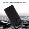 Samsung Galaxy A51 Military Rugged Shock Proof Belt Clip Holster Case - 5