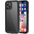 Black iPhone 12 Pro Max Waterproof Dirtproof Shock Proof Case - 1