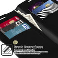 Black Samsung Galaxy A52 / A52 5G Genuine Mercury Mansoor Wallet Case - 3