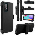 Military Shock Proof Defender Holster Case For Galaxy A52 (4G/ 5G) - 1