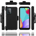 Military Shock Proof Defender Holster Case For Galaxy A52 (4G/ 5G) - 4