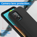 Military Shock Proof Defender Holster Case For Galaxy A52 (4G/ 5G) - 5