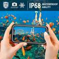 Black Waterproof Dirtproof Shock Proof Case For iPhone 13 Pro Max  - 6