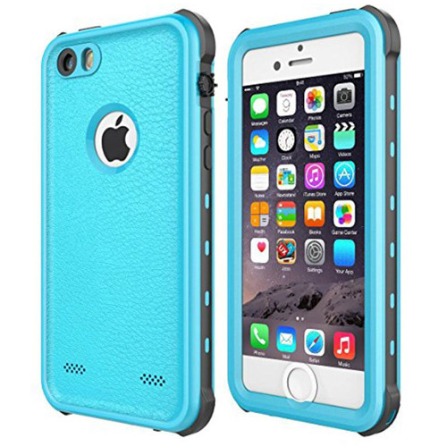 Apple iPhone 5 5S Waterproof Dirtproof Heavy Duty Case - Blue - 1