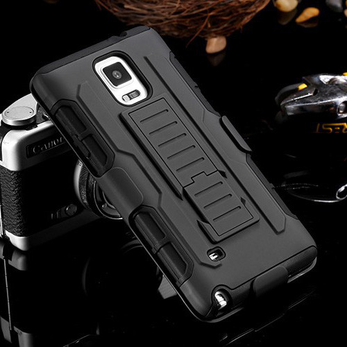 Samsung Galaxy S5 Mini Military Style Future Armor Case with Optional Holster - 1