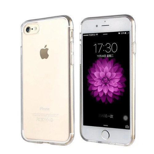 Clear Ultra Slim Gel Case TPU Soft Skin For Apple iPhone 7 Plus - 1