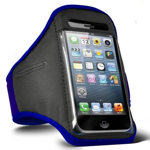 iPhone 5 Armband - Blue